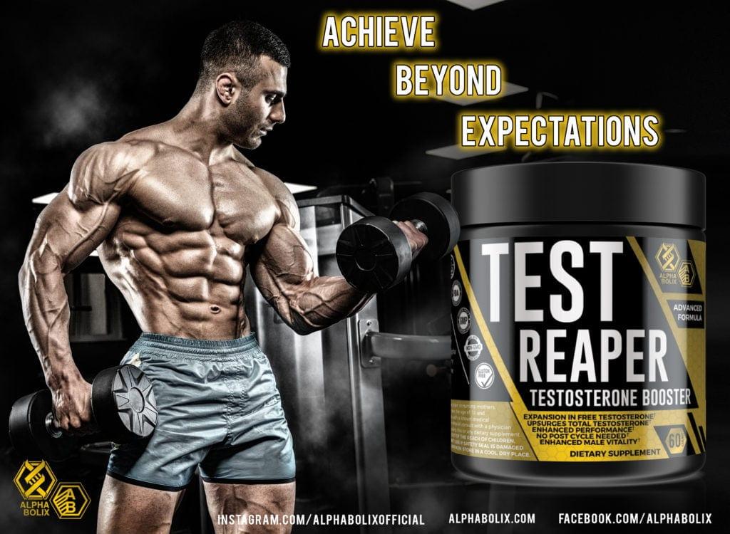 advanced testosterone booster
