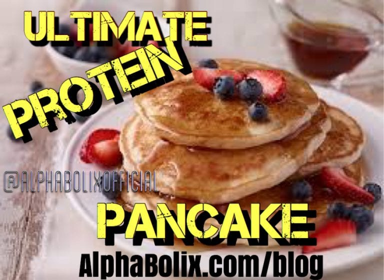 Ultimate Protein Pancake
