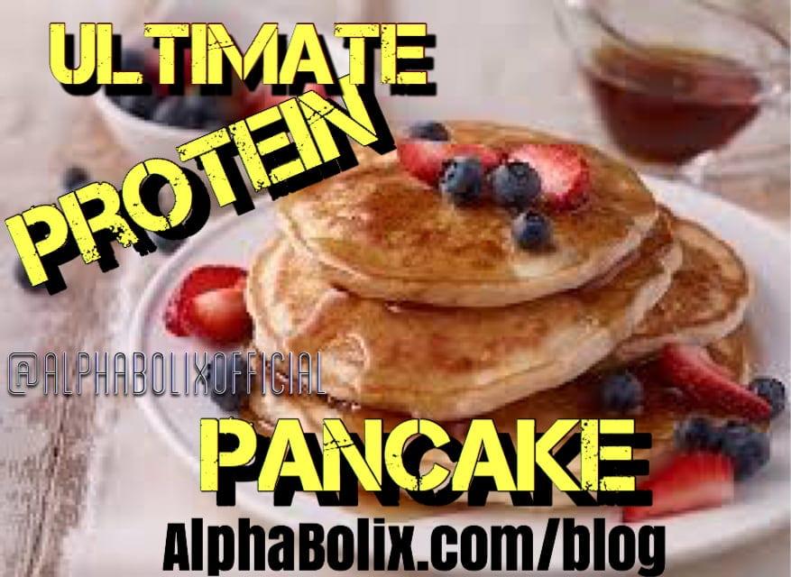 Ultimate Protein Pancake