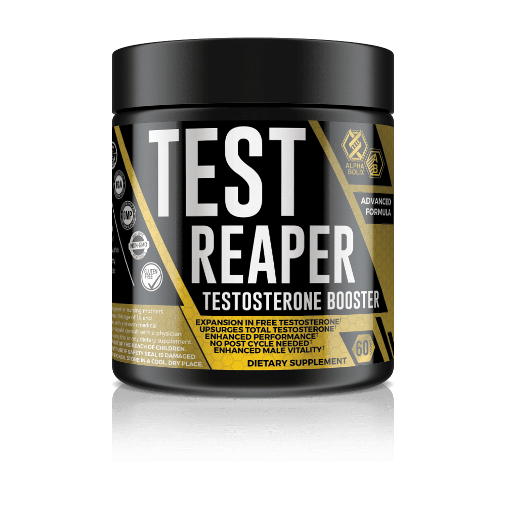 Test Reaper Best Testosterone Booster