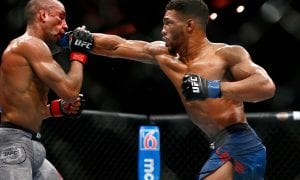 kevin lee edson barboza ufc fight night 128