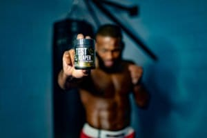 "AlphaBolix Athlete and UFC Vet John ""Dooms Day"" Howard"