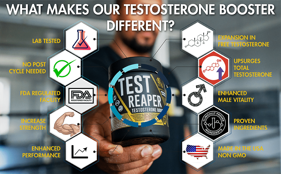CAN TESTOSTERONE INCREASE SIZE