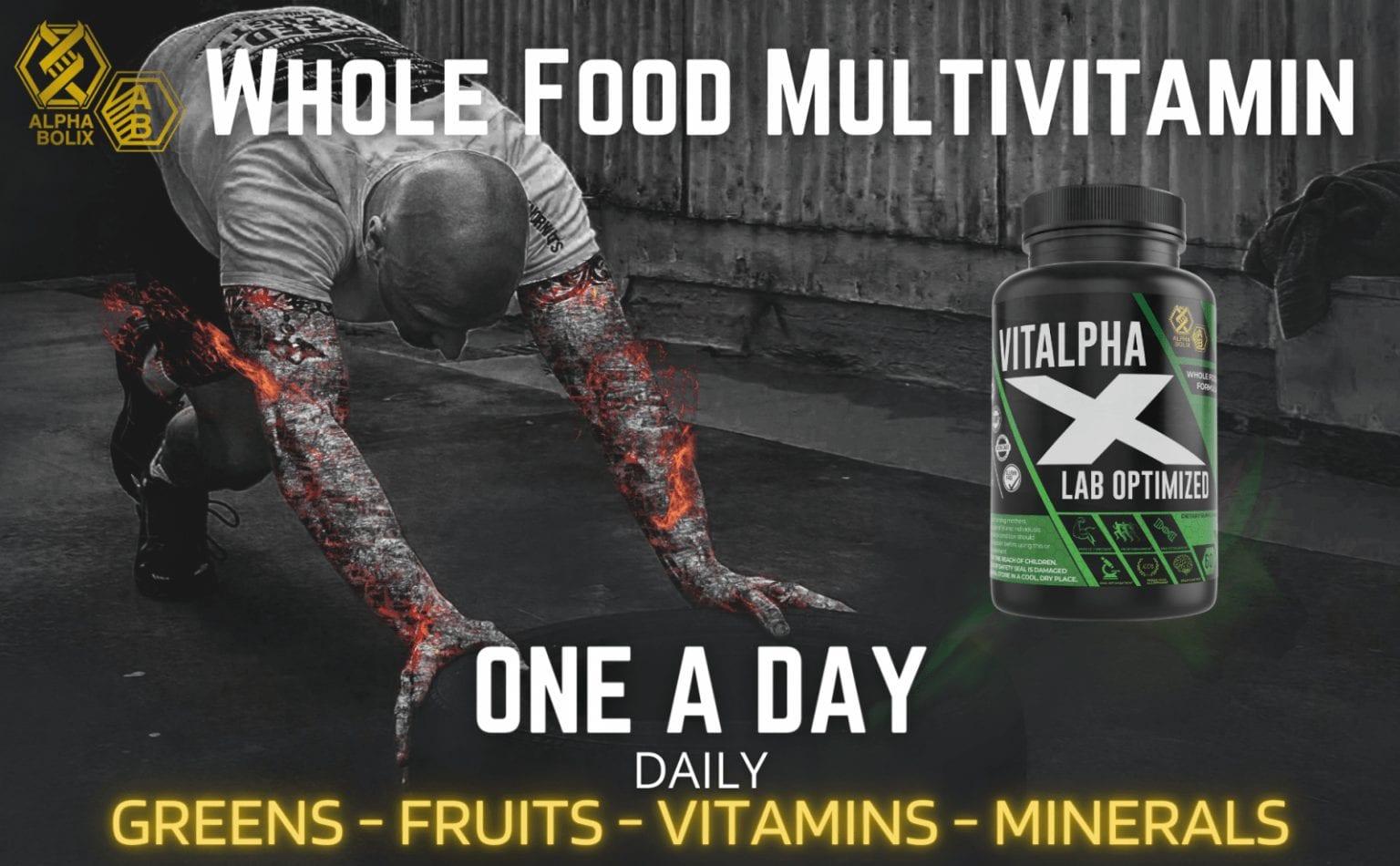 wholefood multivitamin