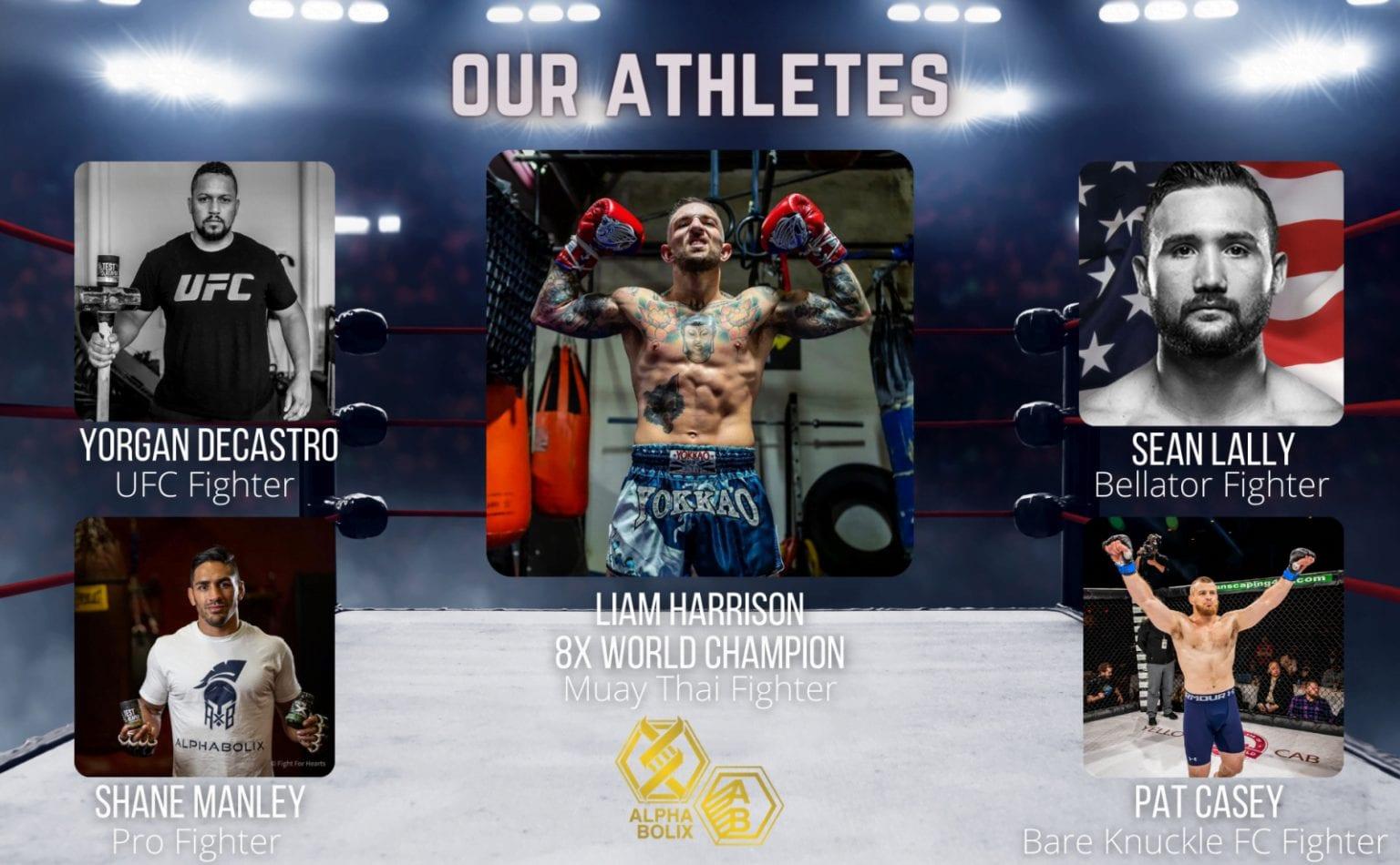 alphabolix athletes