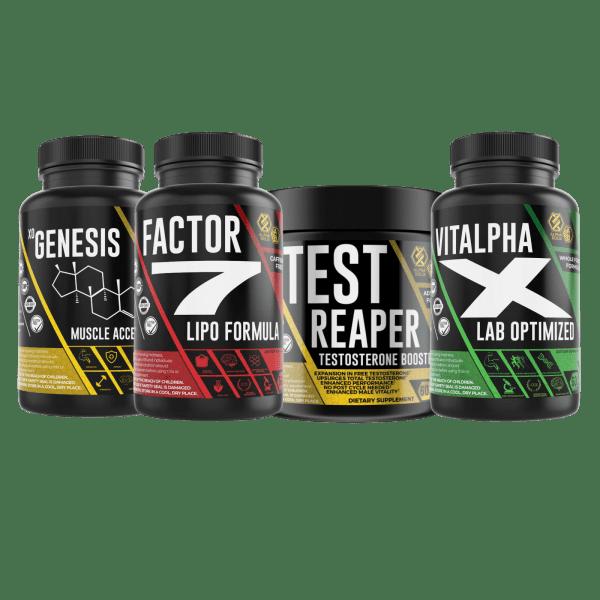 Wholefood vitamin that boost testosterone