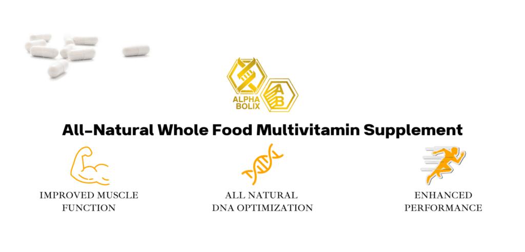 Synthetic Vitamins VS Whole Food Vitamins