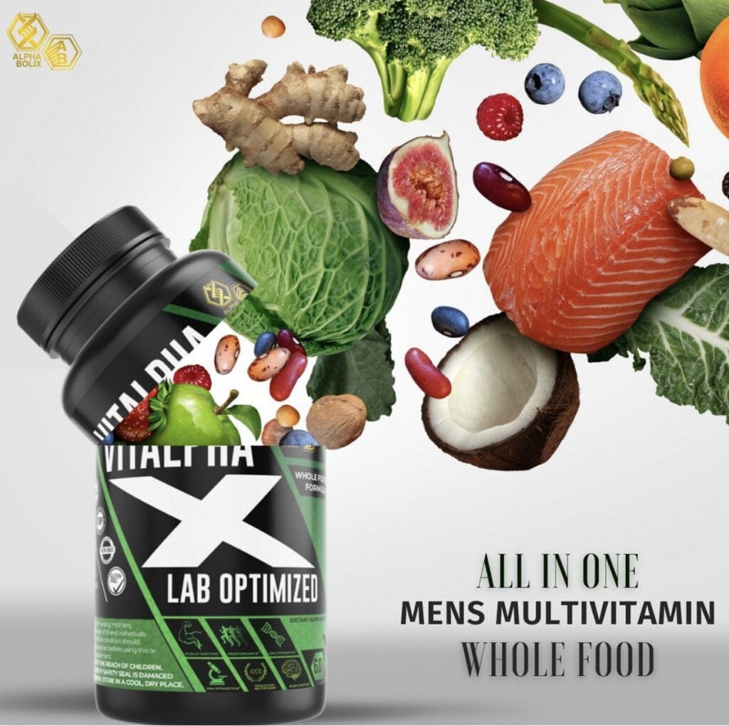 wholefood vitamin