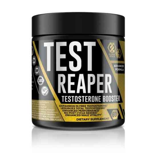 Test reaper test booster