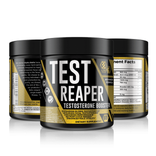 test reaper testosterone booster