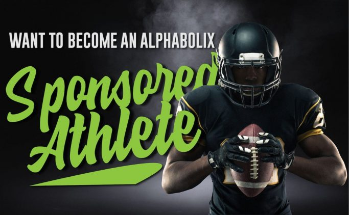 Become a sponsored athlete